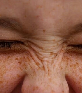 eyes, freckless and girl
