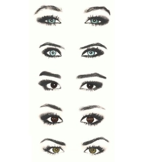 eyes, liars and little