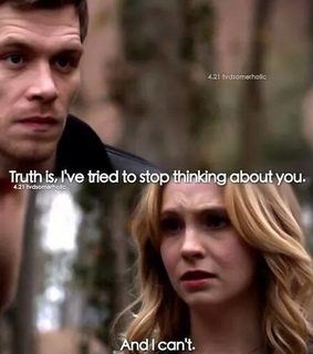 caroline, cute and klaus