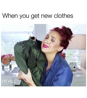 clothes, funny and lmfao