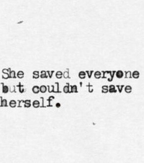 grunge, herself and save