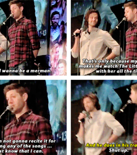 ackles, convention and j2