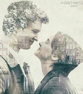 augustus waters, books and hazel grace