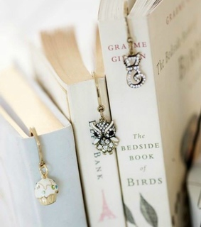 bookmarks, books and cute