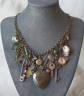 Recycled Jewelry Designs, Recycled Jewelry Ideas and Recycled Jewelry