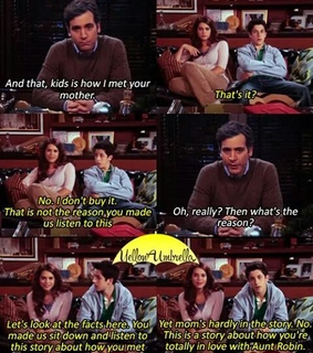 himym, how i met your mother and love