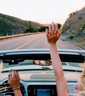 friends, road and road trips