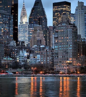 new york, ny and take me there