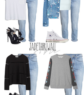 jade thirlwall, little mix and jade thirlwall style