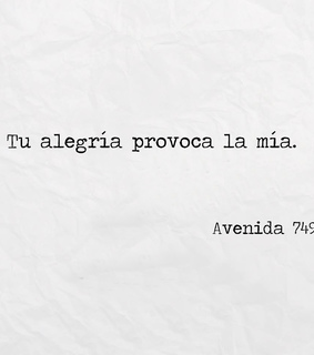 frases en español, avenida 749 and best page in tumblr