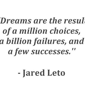 30 seconds to mars, 30stm and dreams
