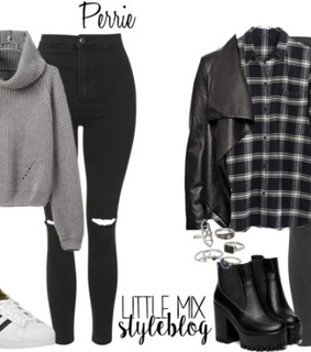 little mix, perrie edwards inspired and little mix inspired
