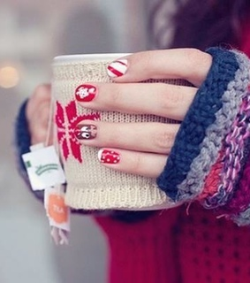 beautiful, candy and christmas