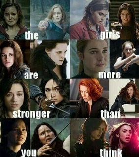 bella, clary and divergent