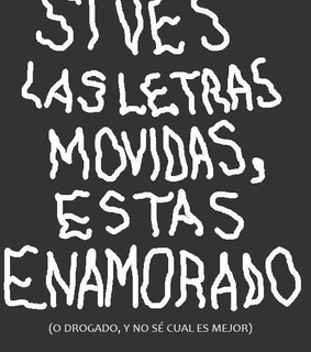 amor, drogas and frases