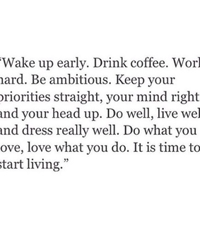 be awesome, change your life and life