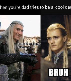 blonde, desolation of smaug and father and son