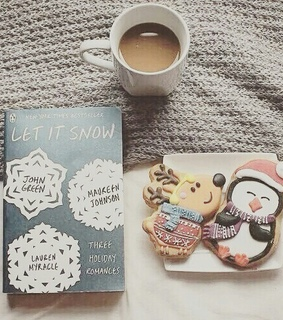 book, john green and let it snow