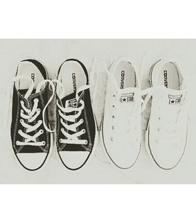 all stars, black and converse