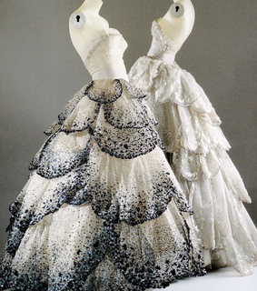 1950s, christian dior and vintage