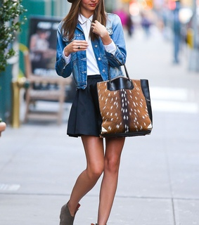 fashion, miranda kerr and outfit