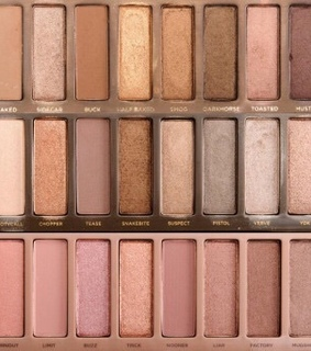 colours, eyeshadow and love