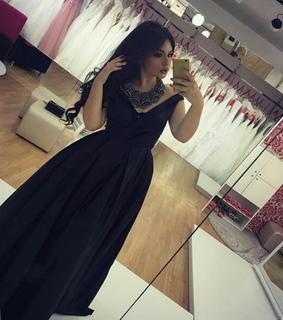 beautiful girl, black dresses and black style