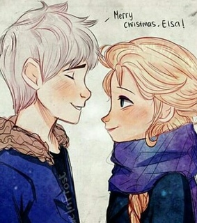 christmas, jack frost and love