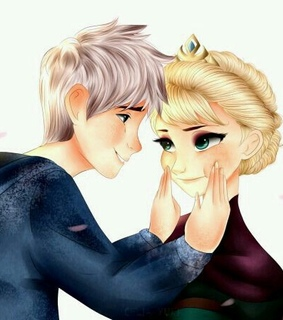 cute, frozen and jack frost