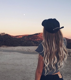 cute, hair and ombre