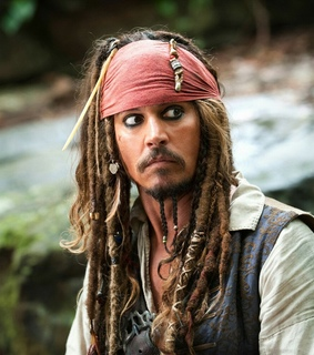 fantasy, jack sparrow and johnny deep