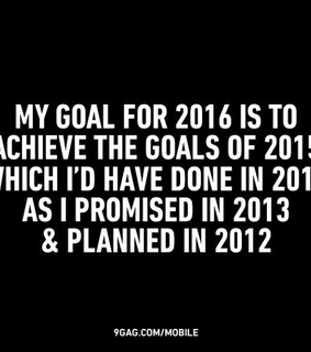 2015, 9gag and goals