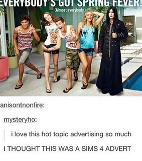 amazing, emo and funny