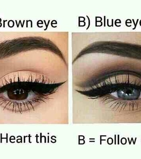 beauty, follow me and heart this