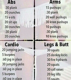 full body and workout