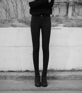 anorexic, beautiful and cool