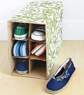 diy projects, Reuse Cardboard and Recycled Cardboard