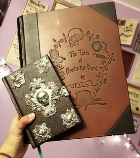 beedle the bard, book and collector