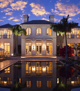 big house, rest and vacation