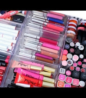 lipstick, makeup and makeup collection
