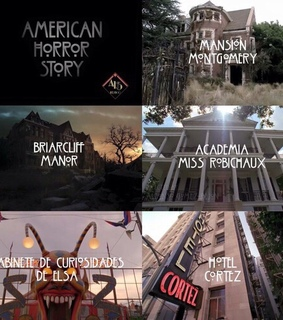 american horror story, asylum and evan