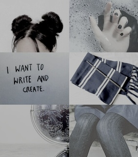 aesthetic, blue and grunge