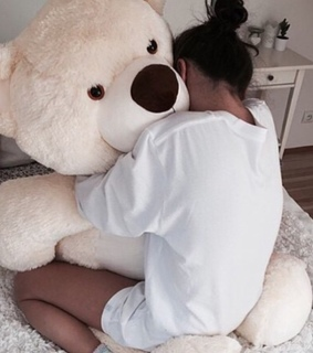 cute, girl and ted