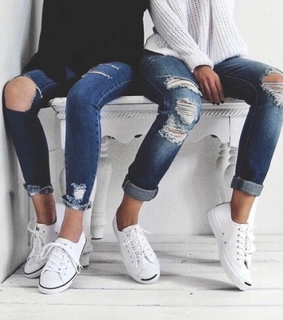 adidas, fashion and jeans