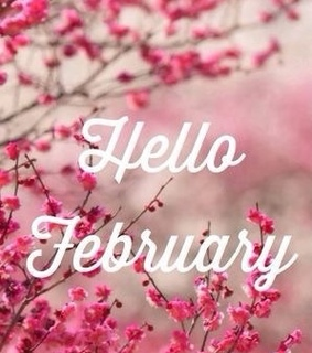 hello february, new month and birthday month