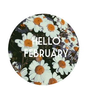 be good, february and flowers