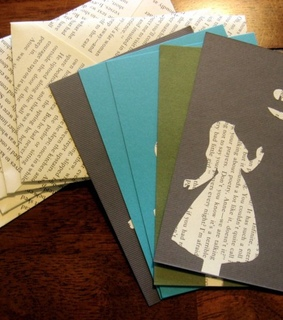 alice, card and diy