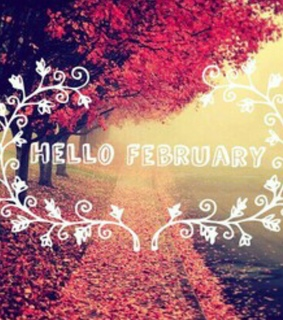 hello february, please be good and goodbye january