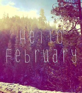 2, february and happy