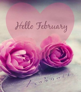 beautiful, cute and february